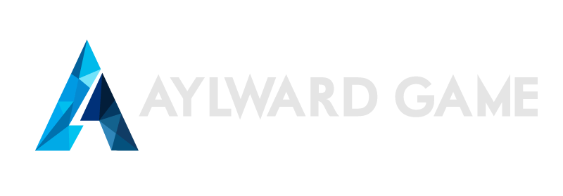 AYLWARD GAME LOGO LIGHT