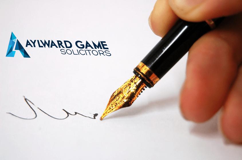 guarantee signature