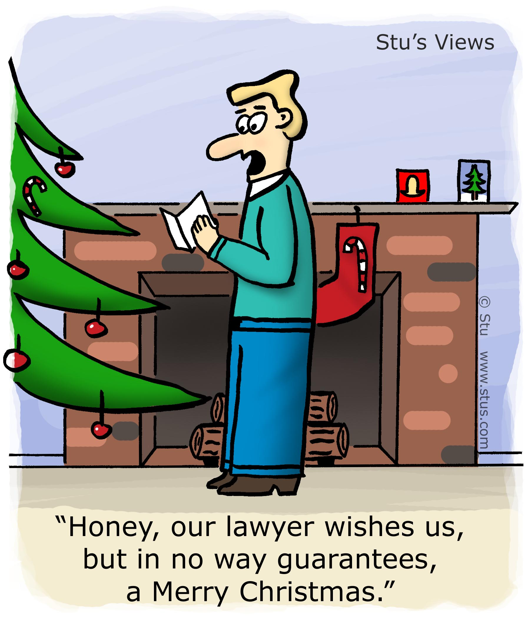 need a lawyer this christmas