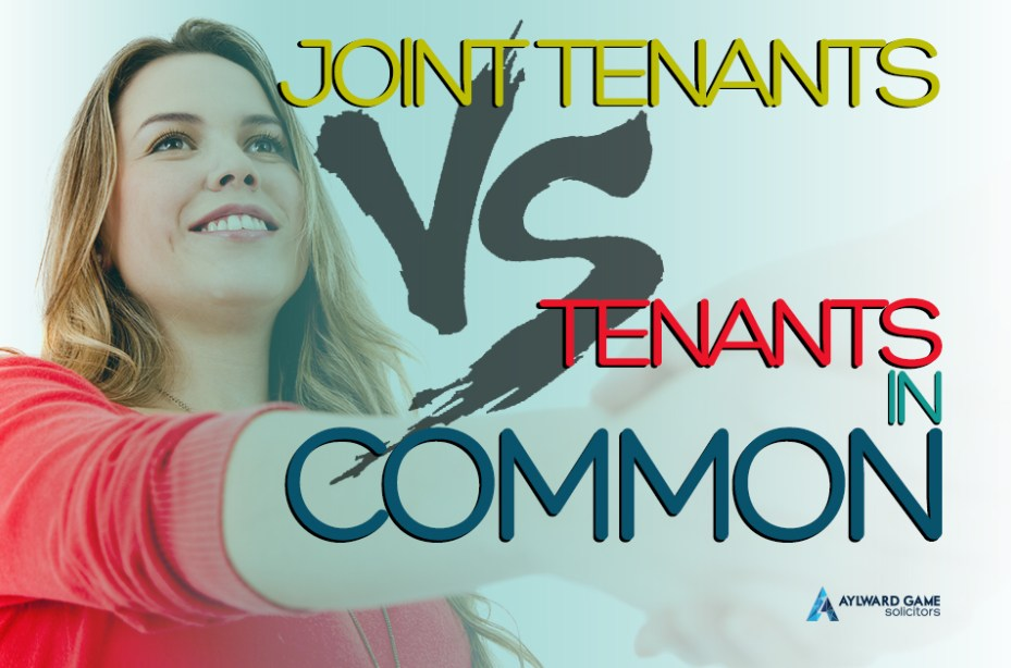 Joint Tenants v Tenants in Common