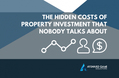 The hidden costs of property investment that nobody talks about