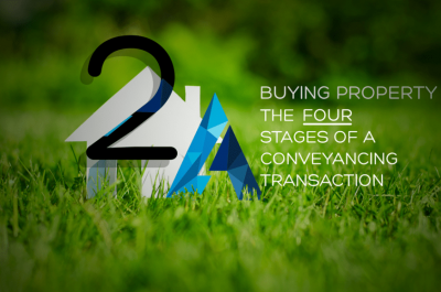The Four Stages of a Conveyancing Transaction – Buyers Part 2 Conditional