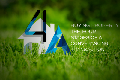 The Four Stages Of Conveyancing Selling part 4 conveyancing
