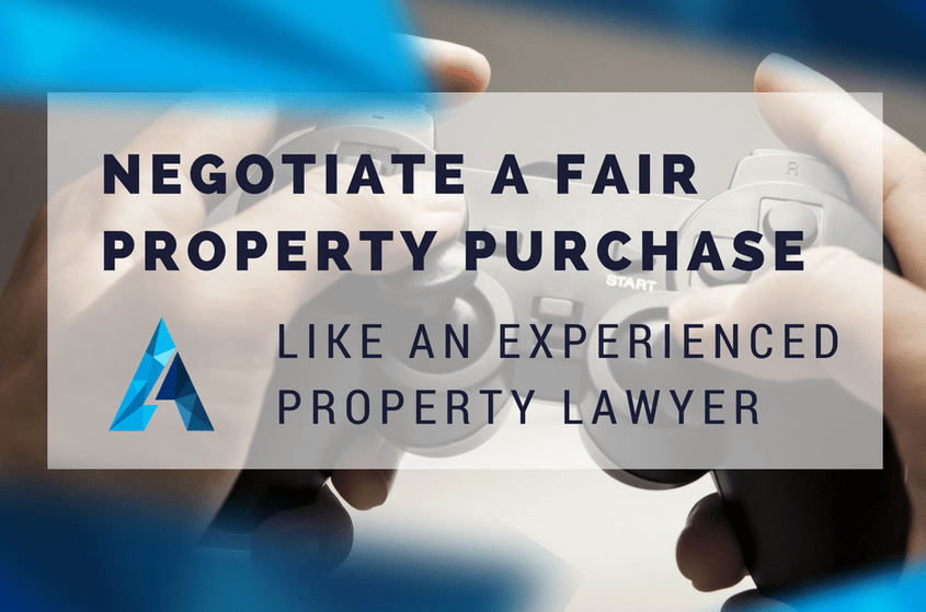 How To Negotiate a Fair Property Purchase Like An Experienced Property Lawyer