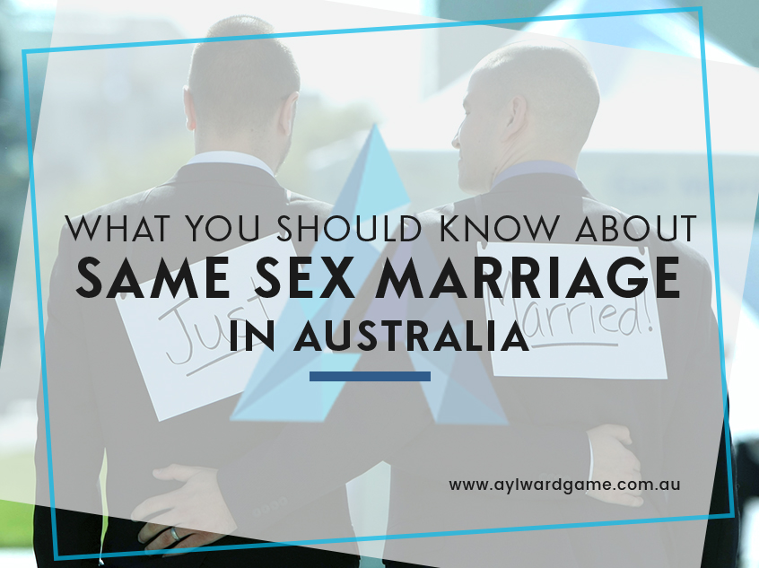 What you should know about same-sex marriage
