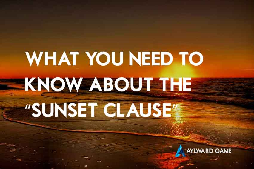 "Buying Off the Plan? What you need to know about the ""Sunset Clause"""